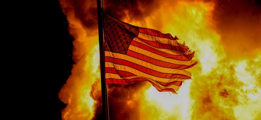 ABD'de protestolara karşı ulusal muhafızlar göreve çağrıldı