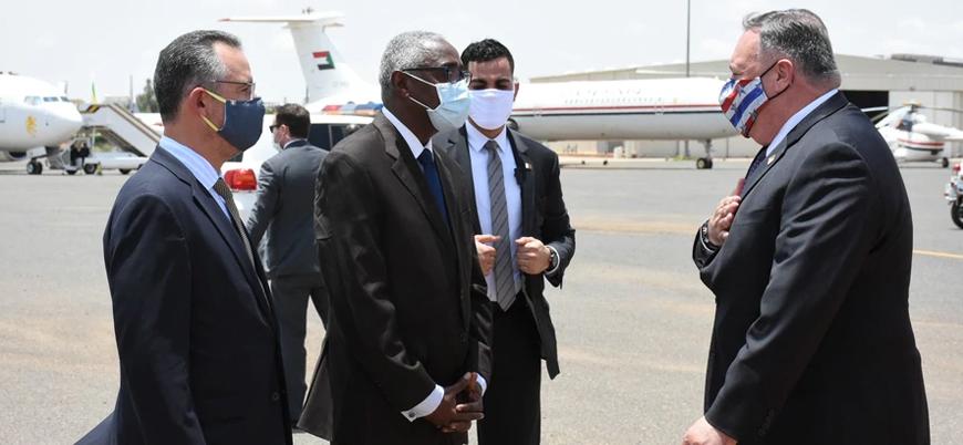 ABD'den Sudan'a 15 yıl sonra ilk resmi ziyaret: İsrail ile normalleşme gündemde