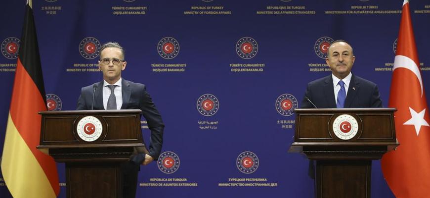 Çavuşoğlu: Doğu Akdeniz'de gerginliğin sorumlusu Yunanistan