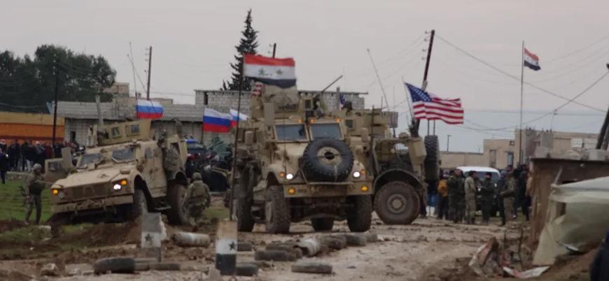 ABD ve Rusya Suriye'de yeniden karşı karşıya geldi