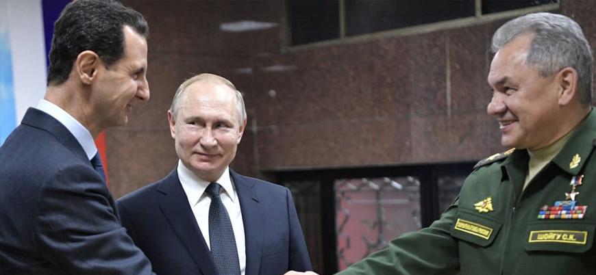 'Putin'in siyasi rakipleri için geliştirilen zehirler Suriyeli mahkumlar üzerinde deneniyor'