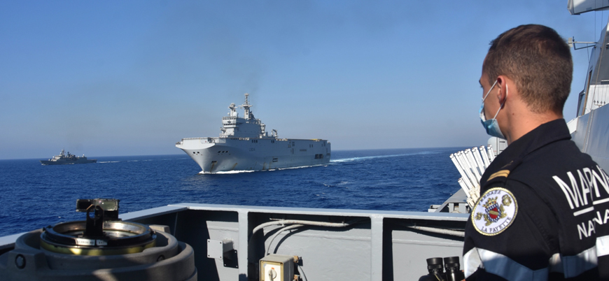 Mısır, Güney Kıbrıs ve Yunanistan arasında iş birliği artıyor