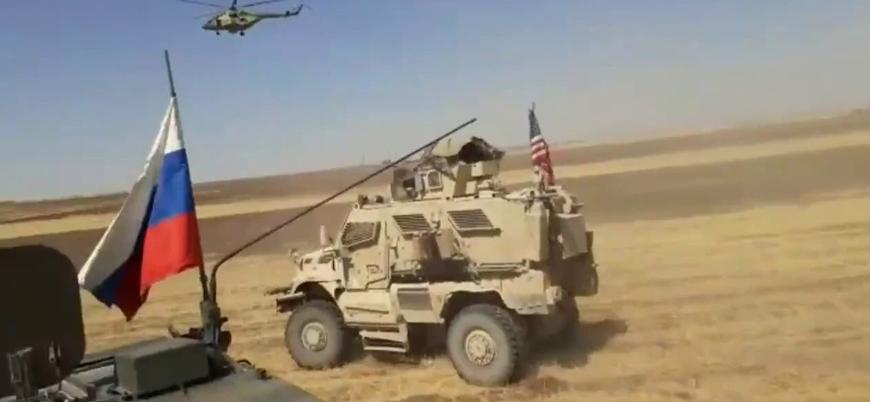 Suriye'de ABD ve Rusya arasındaki gerilimde 4 Amerikan askeri yaralandı