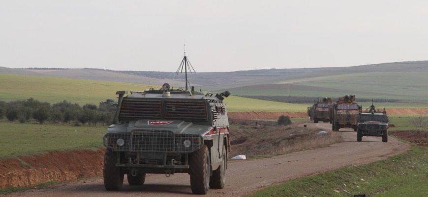 Türkiye ve Rusya'dan Suriye'nin kuzeyinde ortak devriye