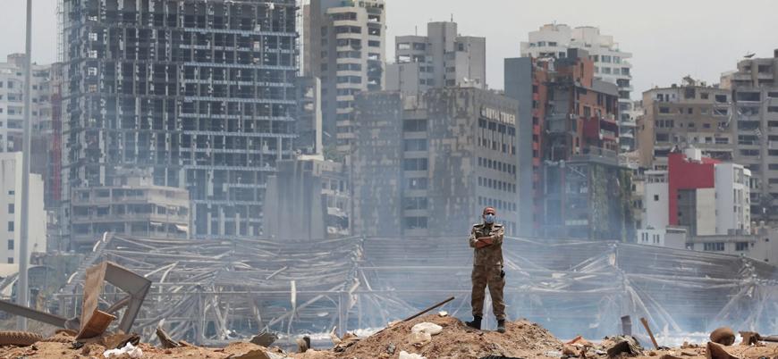 Fransa: Lübnan uçurumun kenarında