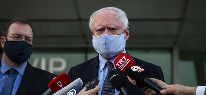 ABD'nin Suriye Özel Temsilcisi Jeffrey Ankara'da