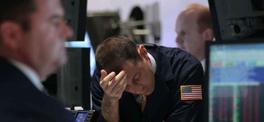 ABD ekonomisi yüzde 31.7 küçüldü