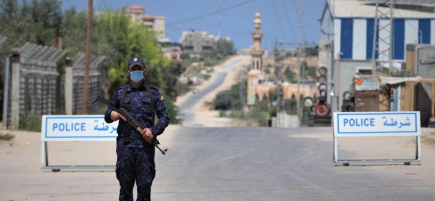 İsrail ablukasındaki Gazze'de koronavirüs hızla yayılıyor