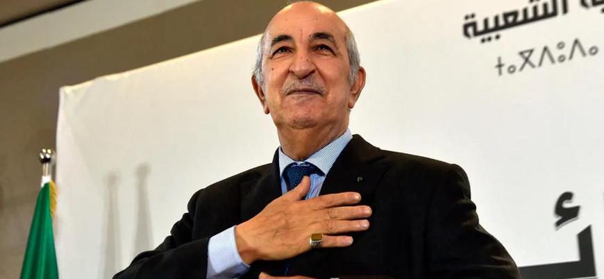 Fransa ile Cezayir arasında 'Libya ve Mali' görüşmesi