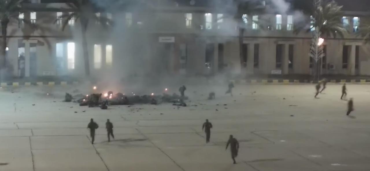 'Libya'da 26 öğrencinin öldüğü İHA saldırısının arkasında BAE var'