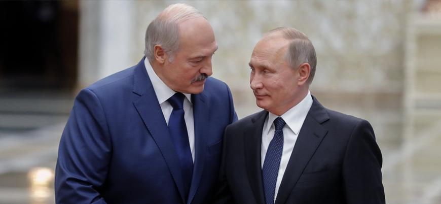 Rusya Belarus için polis gücü oluşturdu