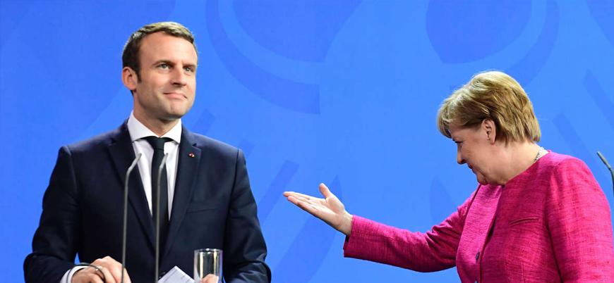 Merkel: Doğu Akdeniz konusunda AB ülkeleri Yunanistan'ı desteklemeli