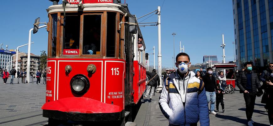 Türkiye'de koronavirüste ölü ve vaka sayısı artmaya devam ediyor