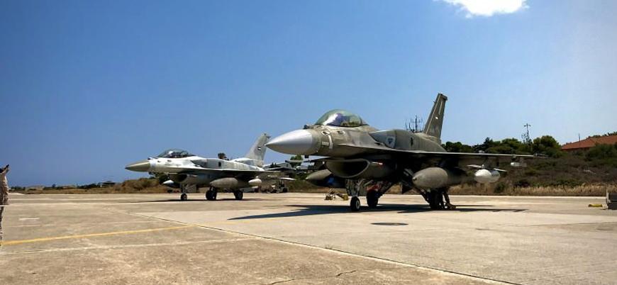BAE Yunanistan'a savaş uçağı gönderdi