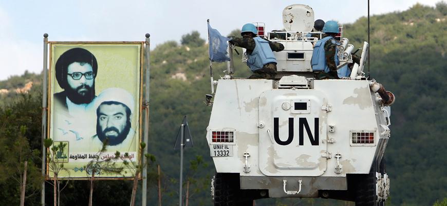 ABD itiraz etmişti: BM Lübnan'daki asker sayısını azaltıyor