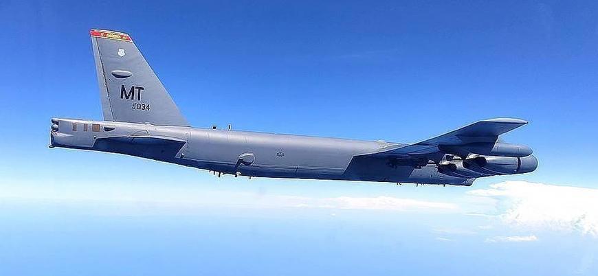 Karadeniz'de Rus jetlerinden ABD B-52'sine önleme