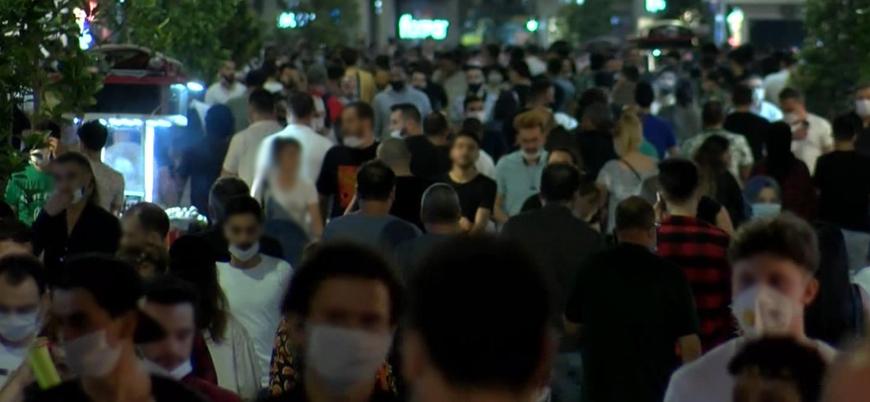 Türkiye'de koronavirüs: Vaka sayısındaki artış sürüyor