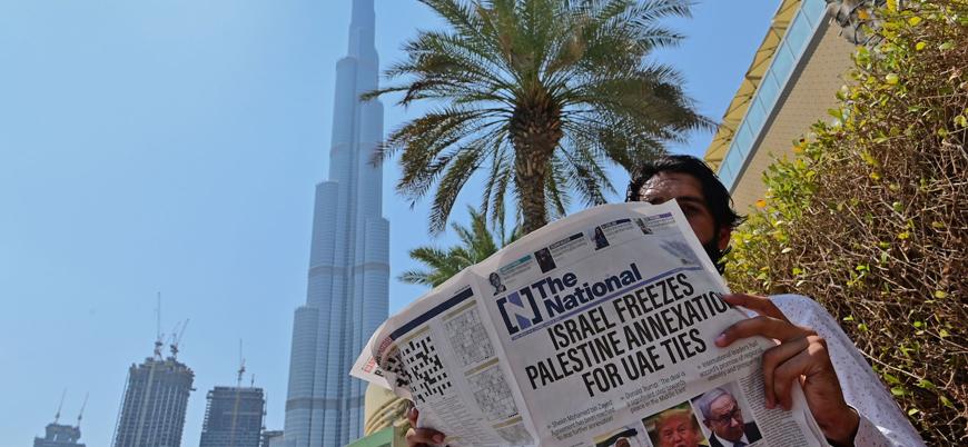 Netanyahu: Çok sayıda Arap ve Müslüman ülkeyle 'gizli görüşmemiz' var
