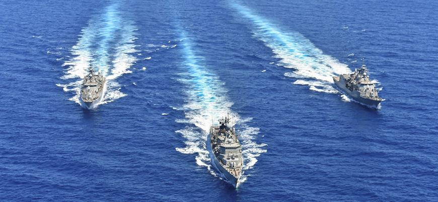 Doğu Akdeniz'de Türkiye ile Fransa arasında tansiyon yükseliyor