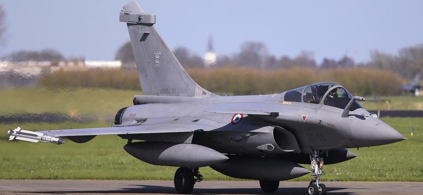 Yunanistan Fransa'dan savaş uçağı alacak