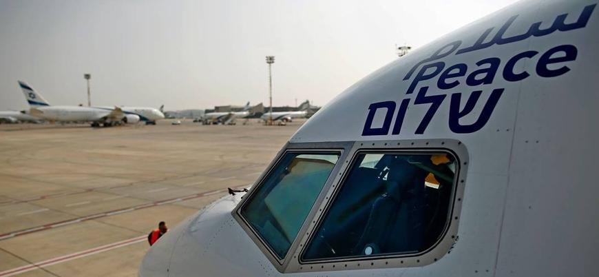 İsrail ile BAE arasında ilk ticari uçuş