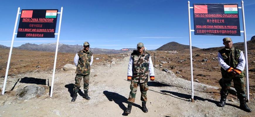 Hindistan ile Çin arasında askeri gerilim