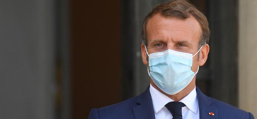 Macron üst düzey görüşmeler için Bağdat'a gidiyor