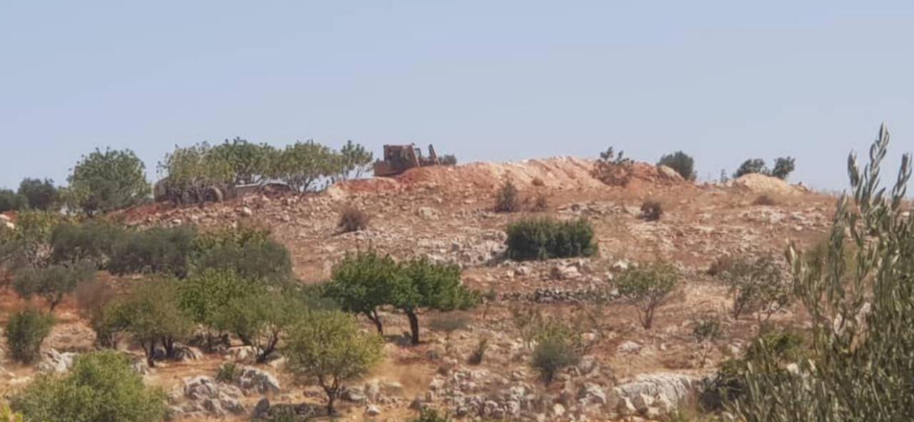 Türkiye İdlib'de yeni bir askeri nokta kuruyor