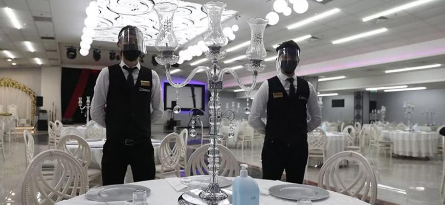 İstanbul'da düğünlerde yeni koronavirüs tedbirleri