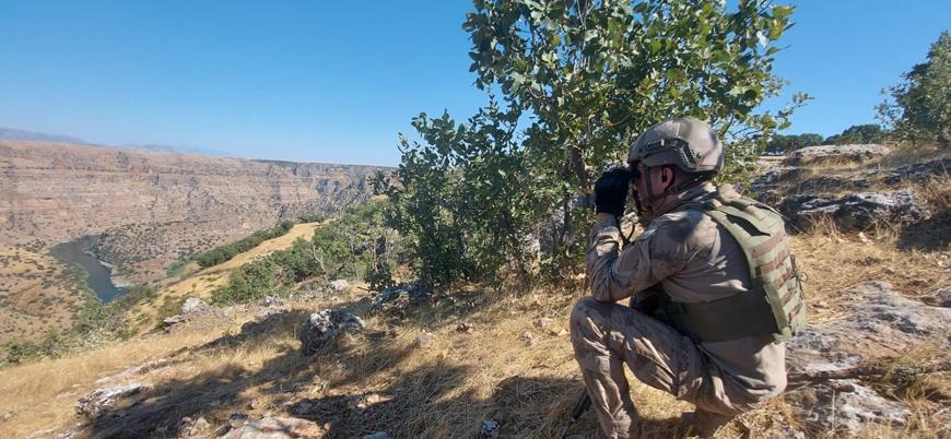 Mardin'de 'Yıldırım-8 Savur' Operasyonu