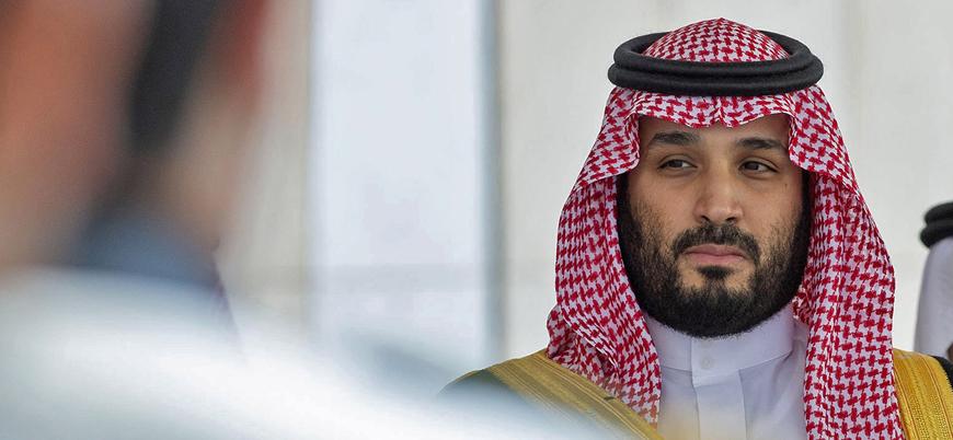 Suudi kraliyet ailesi üyeleri yolsuzluk iddiasıyla görevden alındı