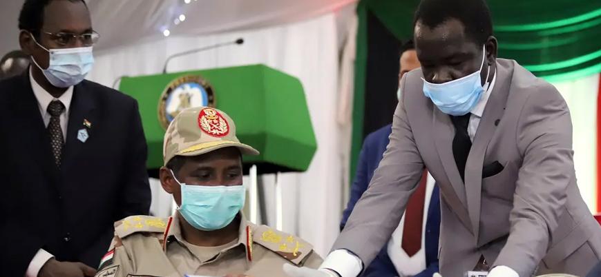 Sudan'da 'iç savaşı bitirecek' barış anlaşması imzalandı