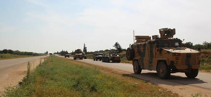Rusya ve Türkiye'den Suriye'de ilk ortak tatbikat