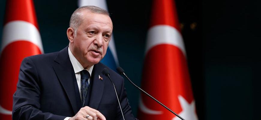 Erdoğan'dan Doğu Akdeniz kriziyle ilgili açıklama