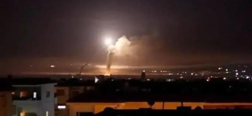 İsrail Suriye'de hangi bölgeleri hedef aldı?