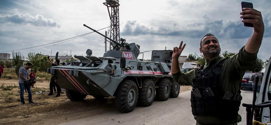 Türkiye'den Rusya'ya YPG tepkisi: 'Kaygıyla karşılıyoruz'
