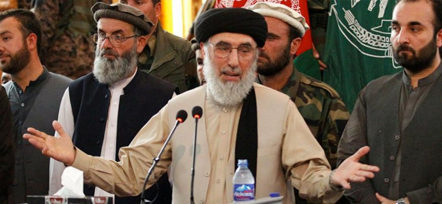 Hizbi İslami lideri Hikmetyar: Taliban ile müzakereler başladı