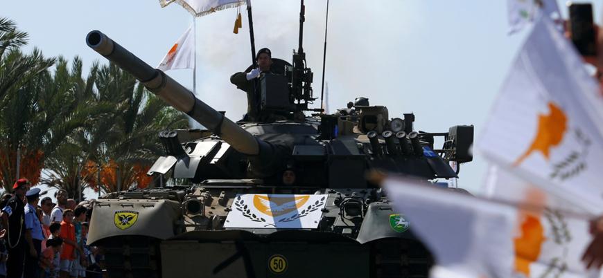 ABD Güney Kıbrıs'a silah ambargosunu kısmen kaldırdı