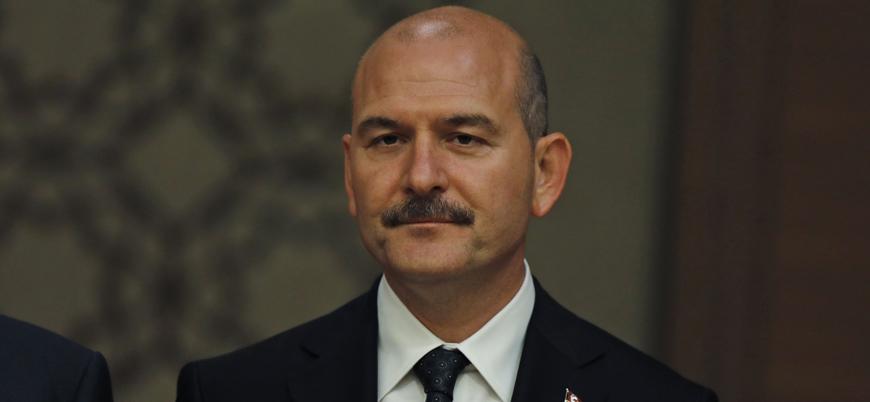 İçişleri Bakanı Süleyman Soylu'dan 'Gara' açıklaması