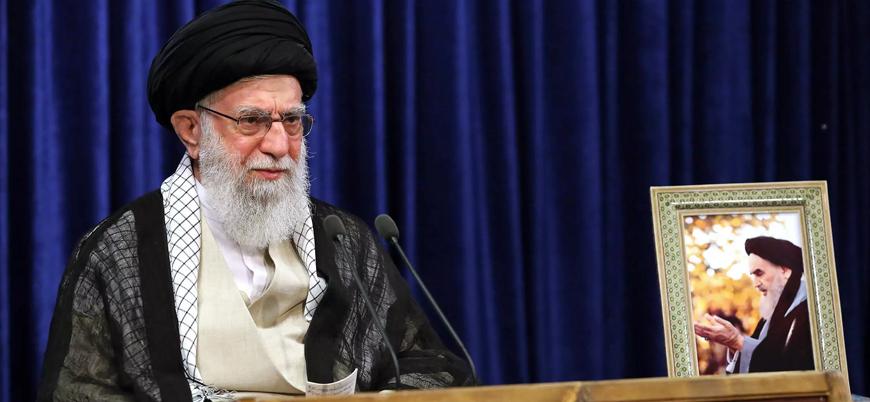 İran lideri Hamaney: BAE İslam alemine ihanet etti