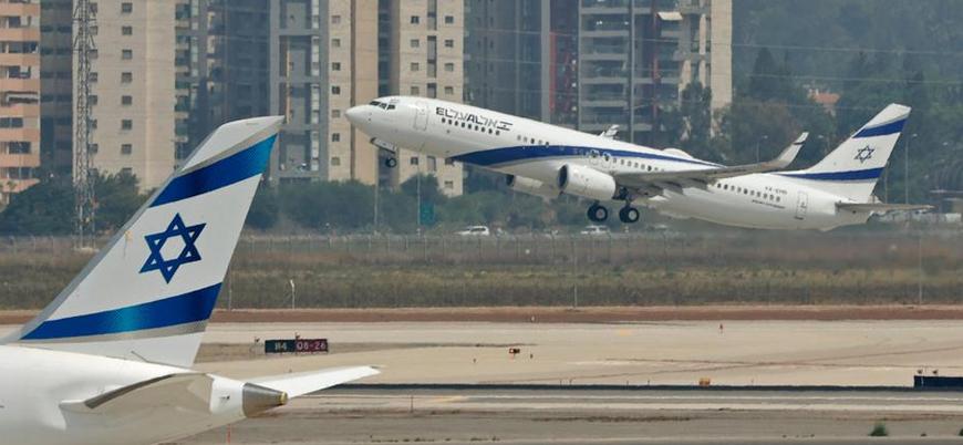 Suudi Arabistan, İsrail uçuşları için BAE'ye hava sahasını açtı