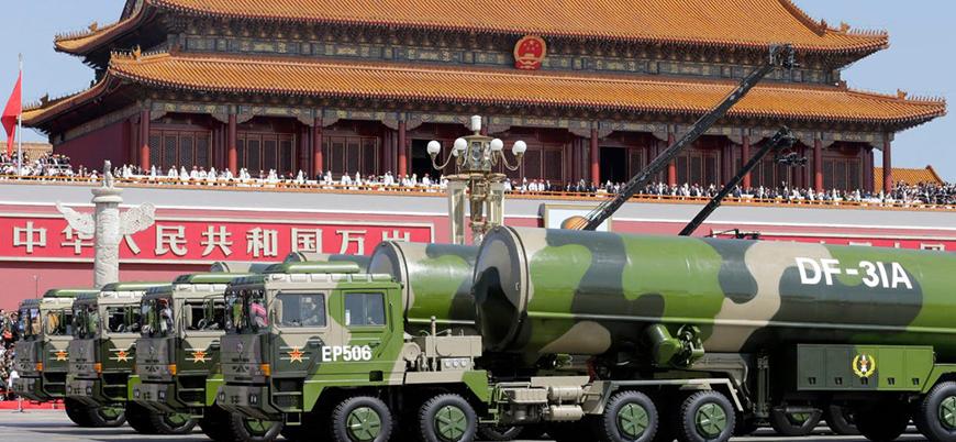Çin ordusu ABD ile arayı kapatıyor: Güçler eşitlenebilir