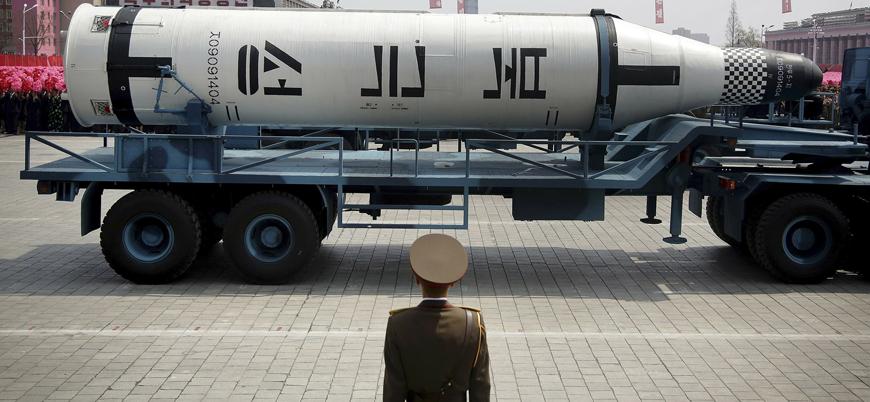 Kuzey Kore'nin nükleer faaliyetleri gündemde: 'Ciddi endişe kaynağı'