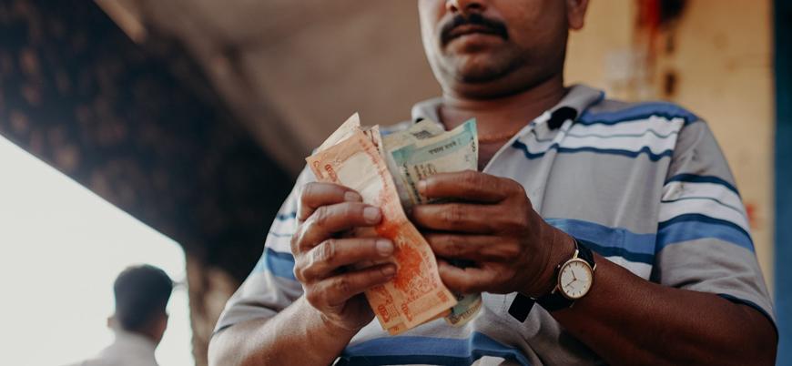 Hindistan son 24 yılın dibini gördü: Ekonomi yüzde 24 küçüldü