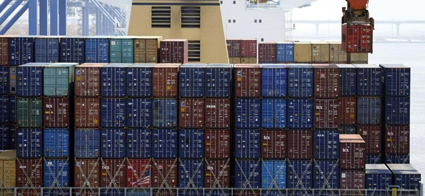 Türkiye'nin dış ticaret açığı 6.3 milyar dolara yükseldi