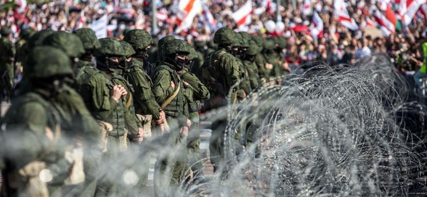 Lavrov: Belarus'u Rusya'dan koparma girişimlerine sert yanıt vereceğiz