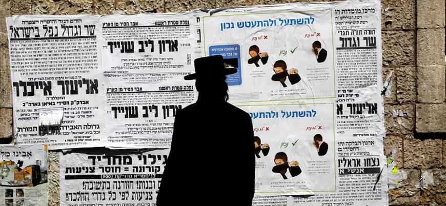 İsrail'de Kovid-19 vaka sayısında rekor artış
