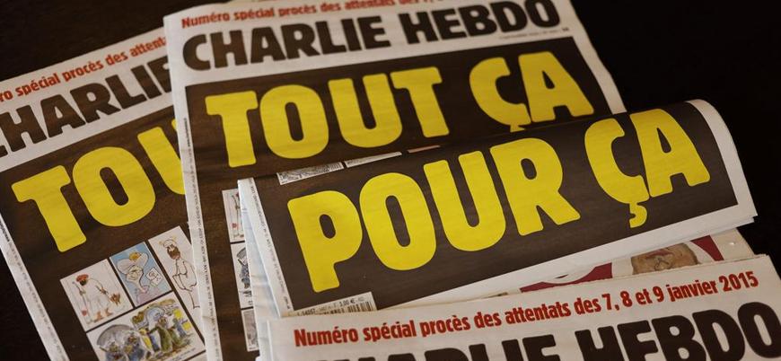 Türkiye Charlie Hebdo dergisi hakkında soruşturma başlattı