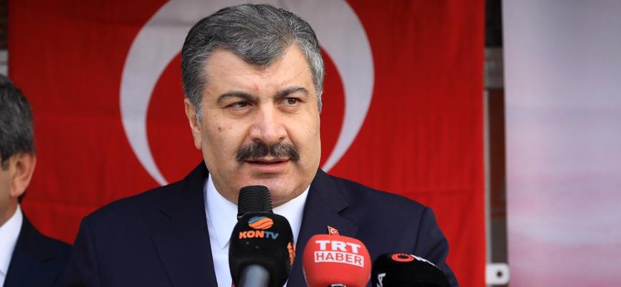 Sağlık Bakanı Koca: En fazla vaka artışı Ankara'da yaşanıyor