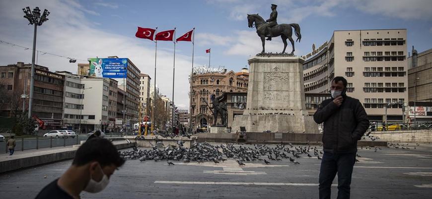 Türkiye'de koronavirüs: 'Ankara Wuhan oldu'